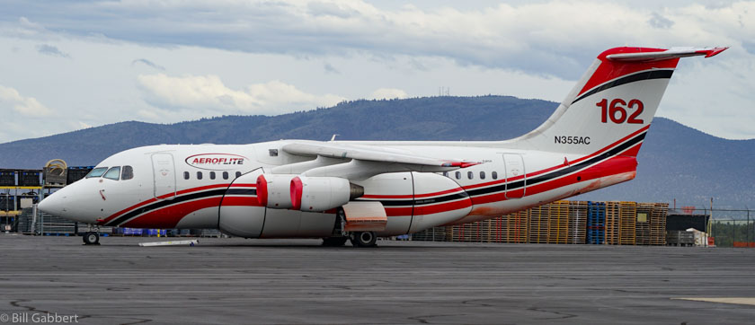 20 large air tankers to be on exclusive use contracts this year