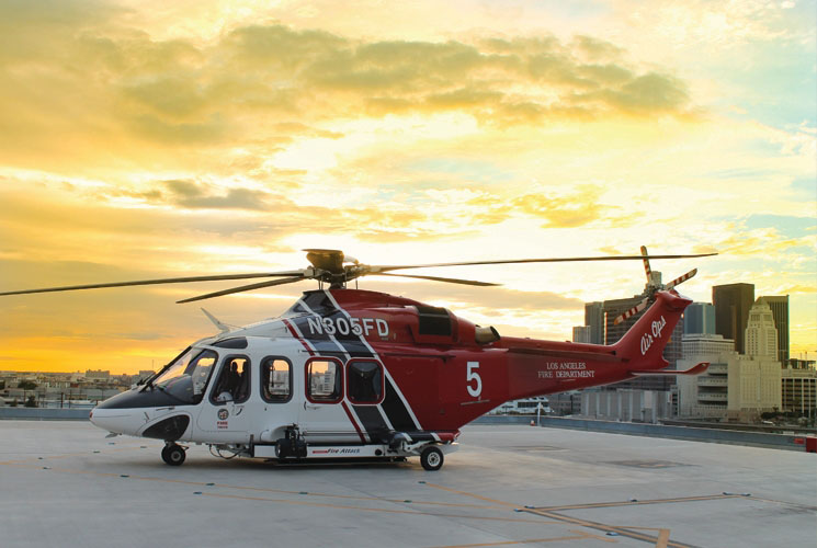 LA CITY HELICOPTERS