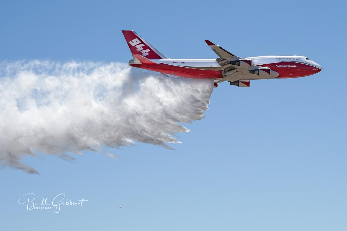 747 Supertanker test drop