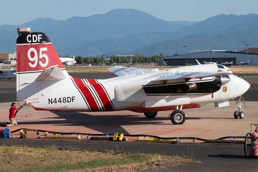 air tanker 95 Medford