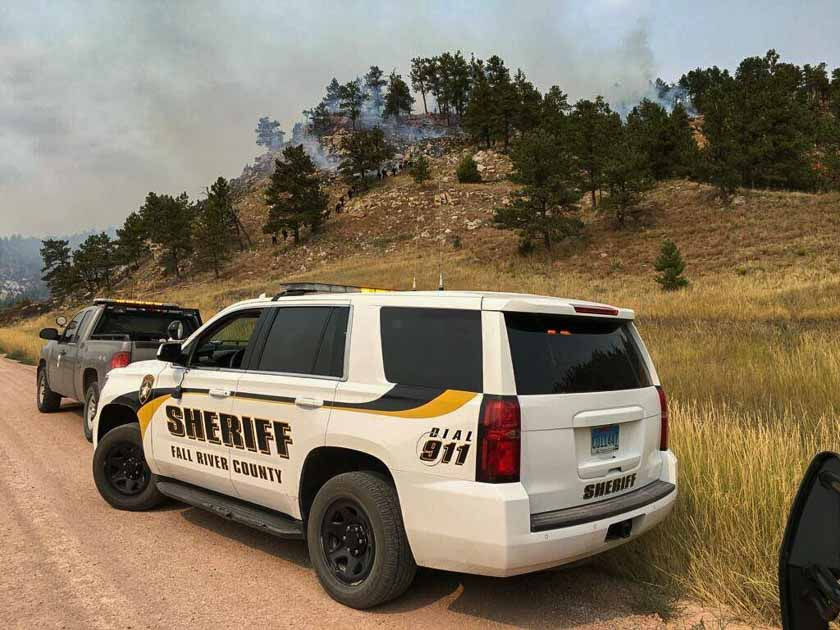 Sheps Canyon Fire