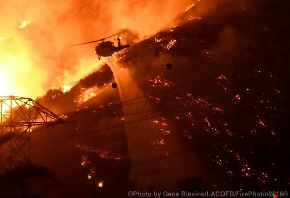 Colorado issues analysis of nighttime aerial firefighting