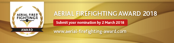 Aerial Firefighting Award