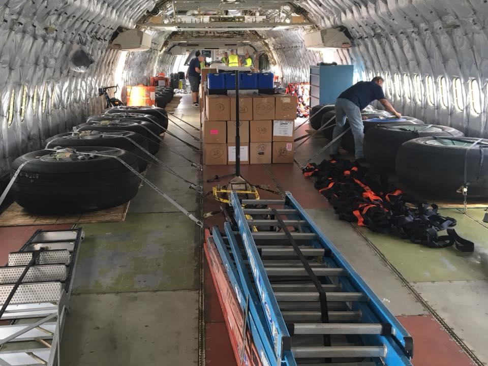 North American air tankers return from Australia
