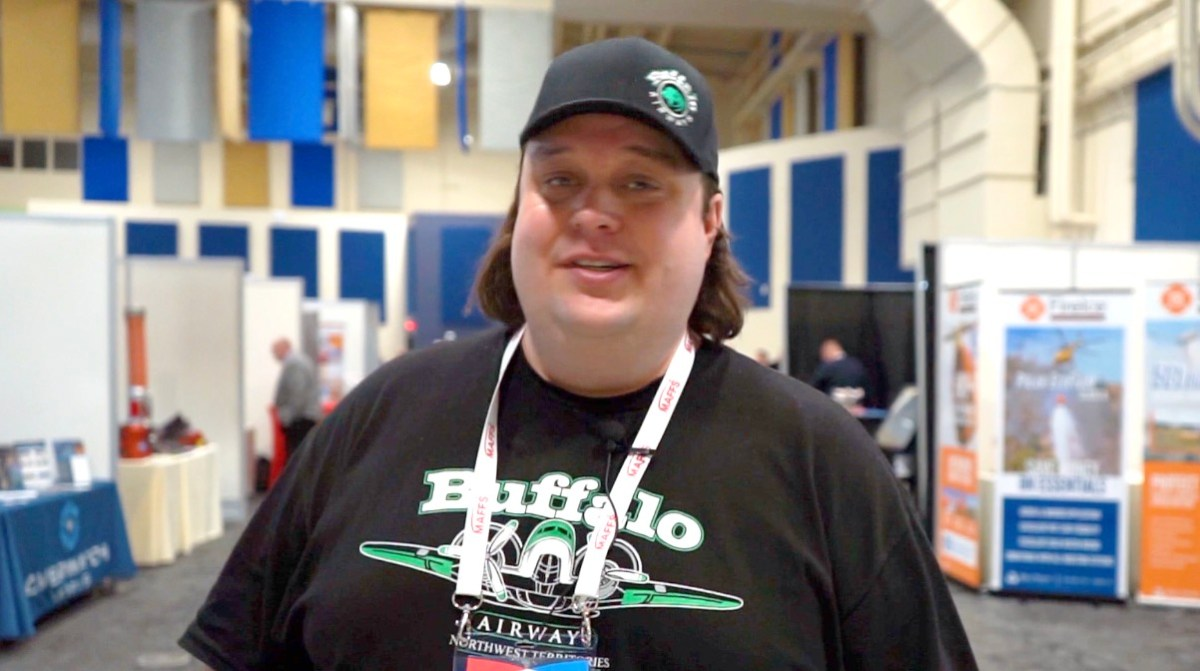 Interview with Mikey McBryan of Buffalo Airways