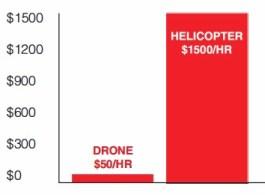 drone cost