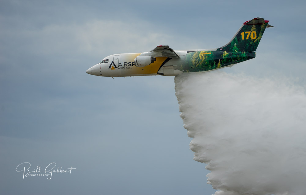 Air tanker 170 BAe-146