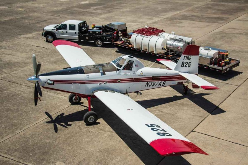 air tanker support unit