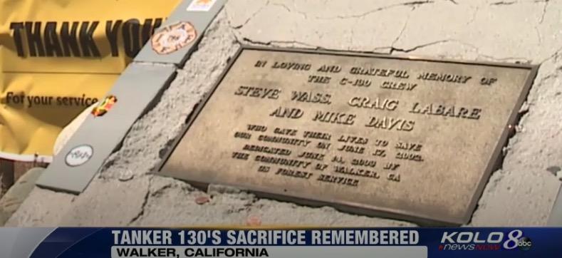 air tanker 130 memorial