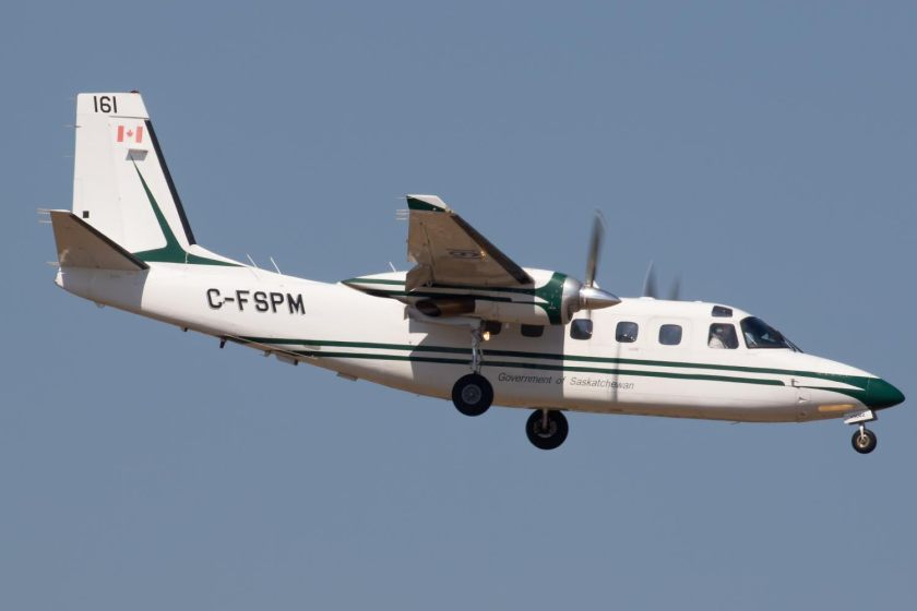 Saskatchewan Bird Dog 161 aircraft