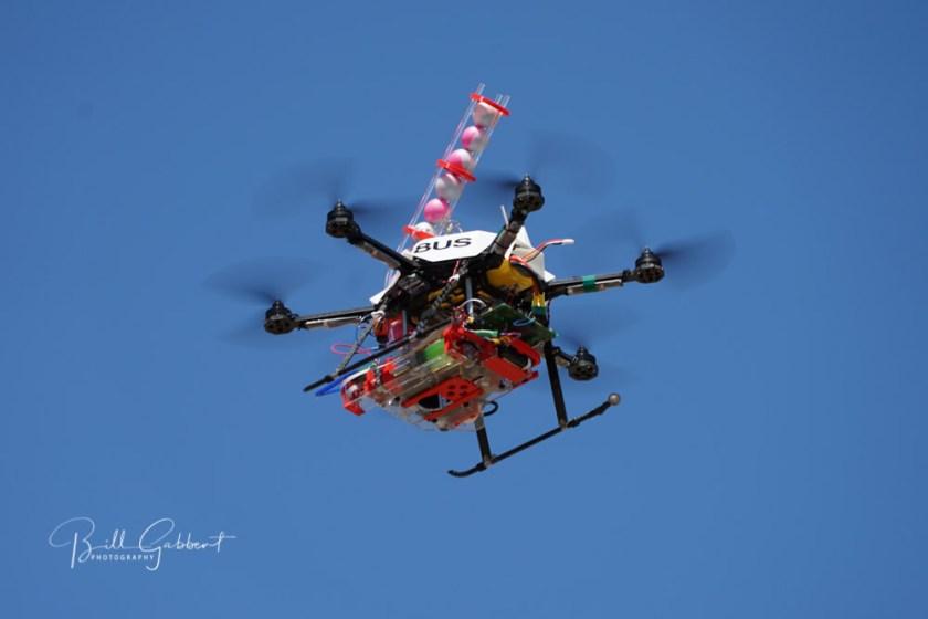 drone nebraska ignite prescribed fire