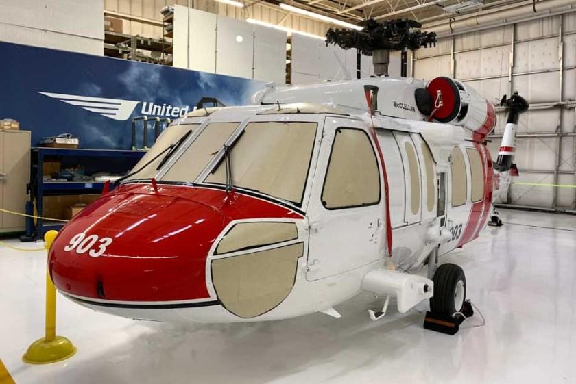 CAL FIRE's new S-70i