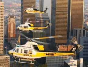 Los Angeles County Bell 412