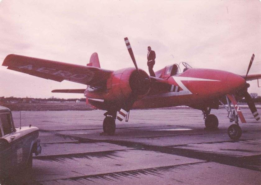 F7F-3, N7625C