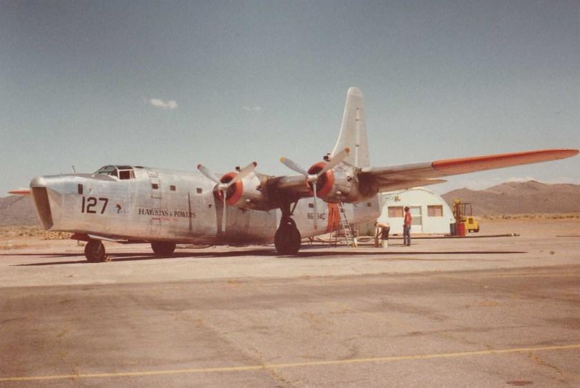 PB4Y-2 Tanker 127 N6884C