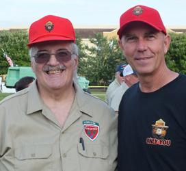Fred Turck & Henry Rosenbaum