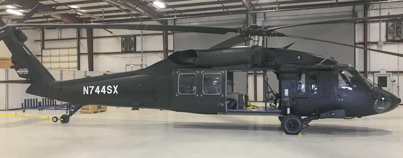 San Diego Fire-Rescue S70I Firehawk