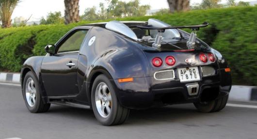 Suzuki-Marutti-Bugatti-Veyron-Replica