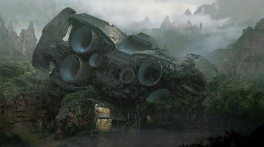 Halo_4_Concept_Art_AJ_Trahan_15a
