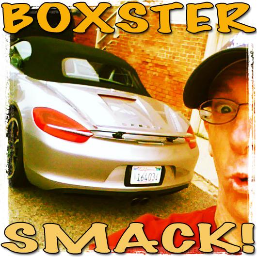 Fireball Tim Boxster