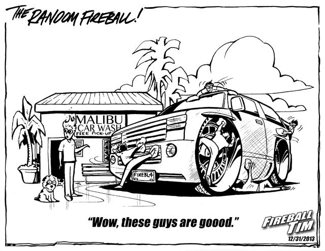 Malibu Surfside News RIDE OF THE WEEK and Comic