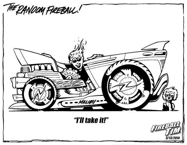 "Fireball Publishing » Today's RANDOM FIREBALL COMIC… ""I'll"