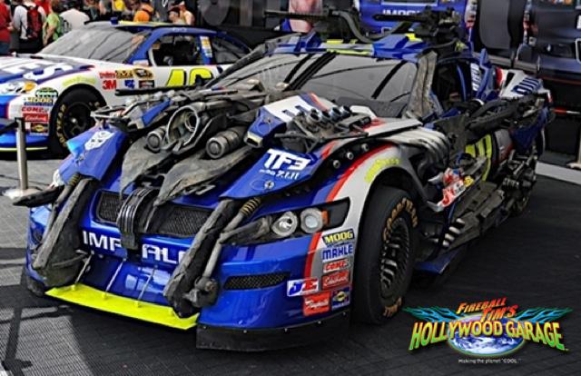 Fireball Publishing » MAD MOVIE CARS… Transformers Rides