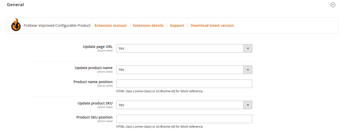 Improved Configurable Product for Magento 2