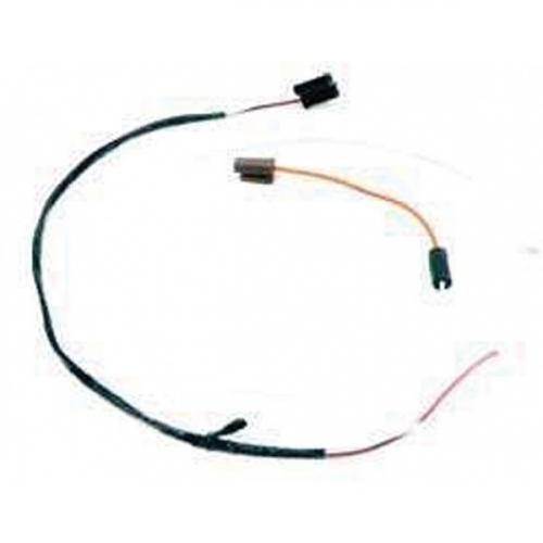 Firebird Wiring Harness, Dash-Mounted Tachometer, 1970-1971