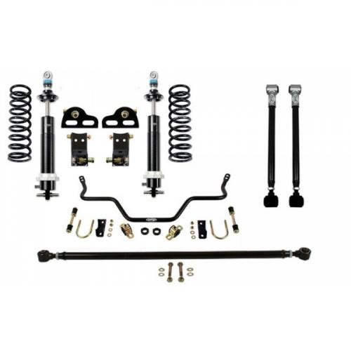 Firebird Speed Kit 2, Rear, With Single Adjustable Shocks