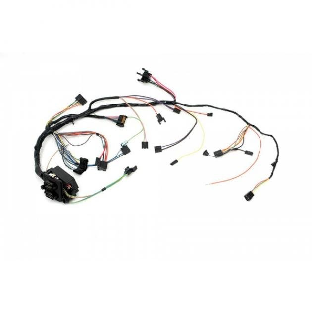 Firebird Under Dash Main Wiring Harness, For Cars With