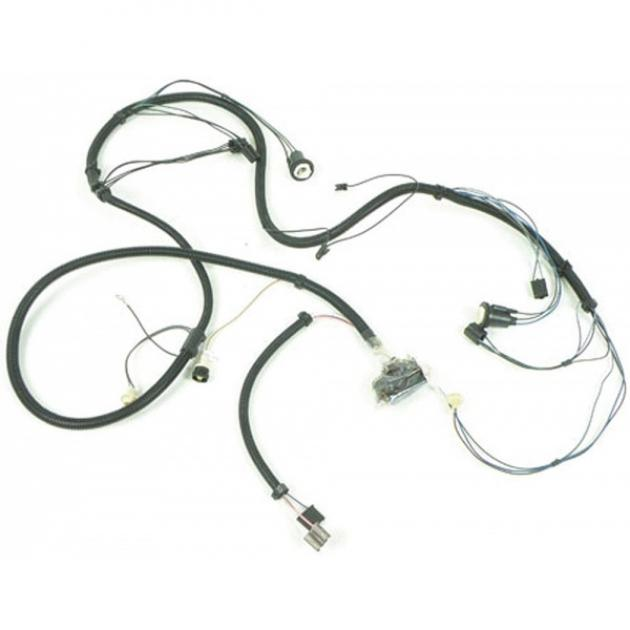 Firebird Front Light Wiring Harness, 1979