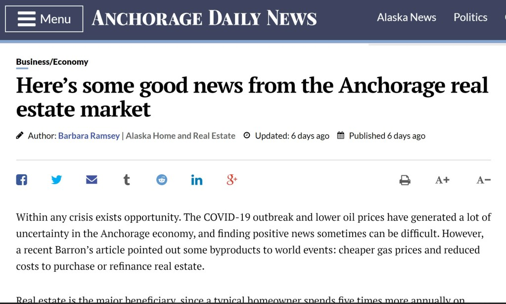 Firebird Realty Anchorage Alaka For Sale By Owner Anchorage Daily News ADN Housing Market