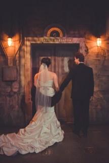 Tower Of Terror Wedding Firebird