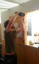Firebird Studios - Charlie drilling