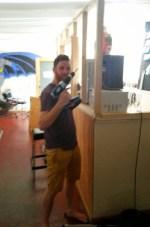 Firebird Studios - Terry with drill