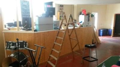 Firebird Studios - An open reception area is a happy reception area
