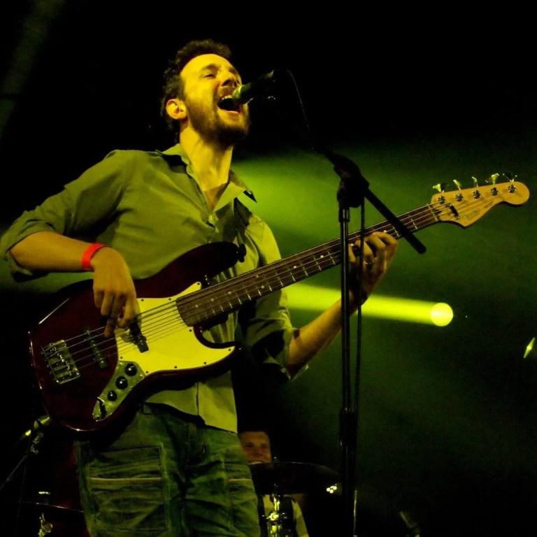 Charlie Evans Bass guitar teacher