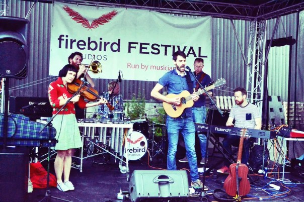 The Cedar - Firebird Festival 2016