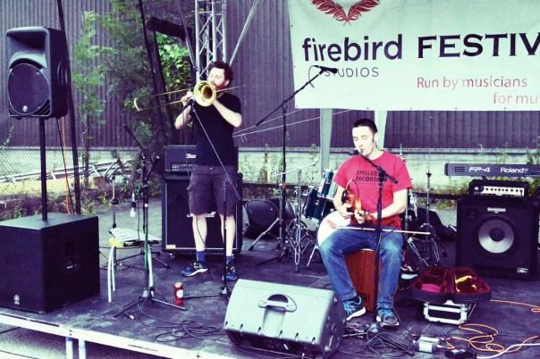 Mike Dennis - Firebird Festival 2016