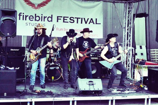 Sons of Liberty - Firebird Festival 2016