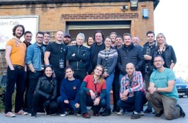 Drummers Odyssey 2018 group photo