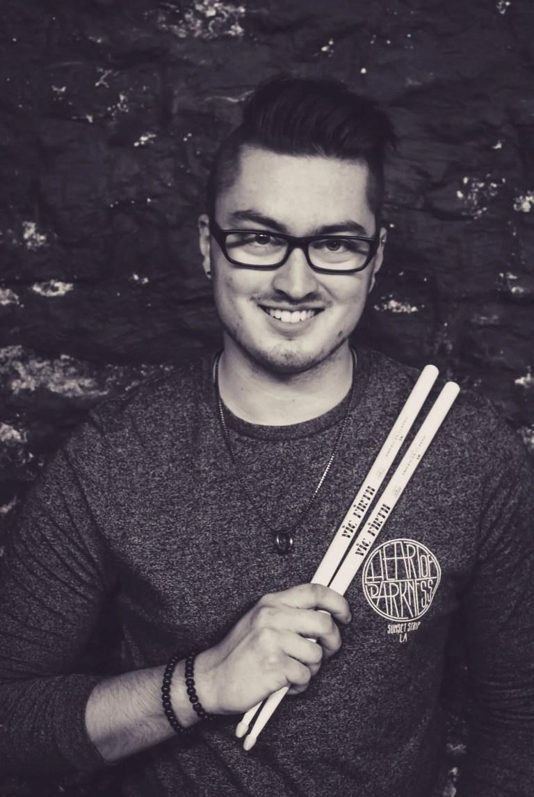 AJ Rousell Drum Teacher
