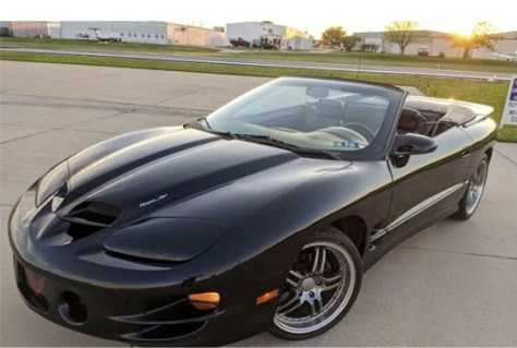 2002 Trans Am of Jason Savage from Lutherville, Maryland