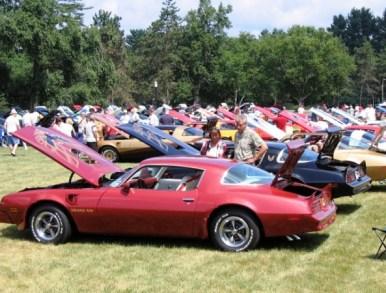 2012 All Firebird Lawn Show