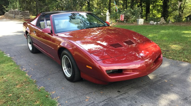 '91 Trans Am of Daniel Hartford from Albertville, Alabama