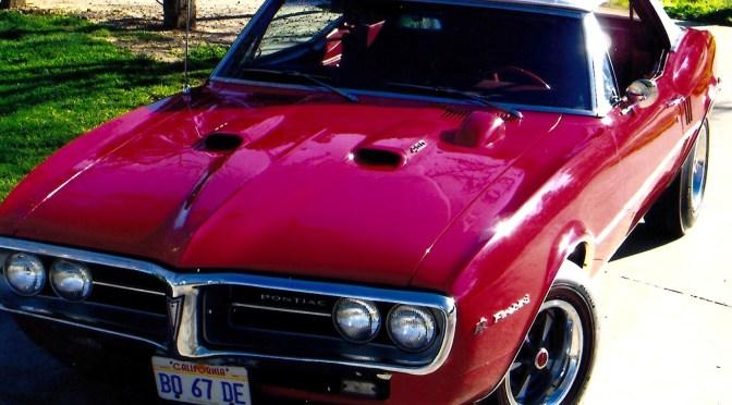 '67 Firebird of Bob Schneider