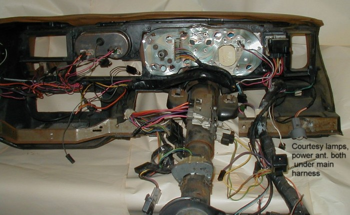 1979 corvette dash wiring diagram well pump float switch my lights mess up gauges on the i e ground problems