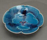 Bowl w Chun Glaze