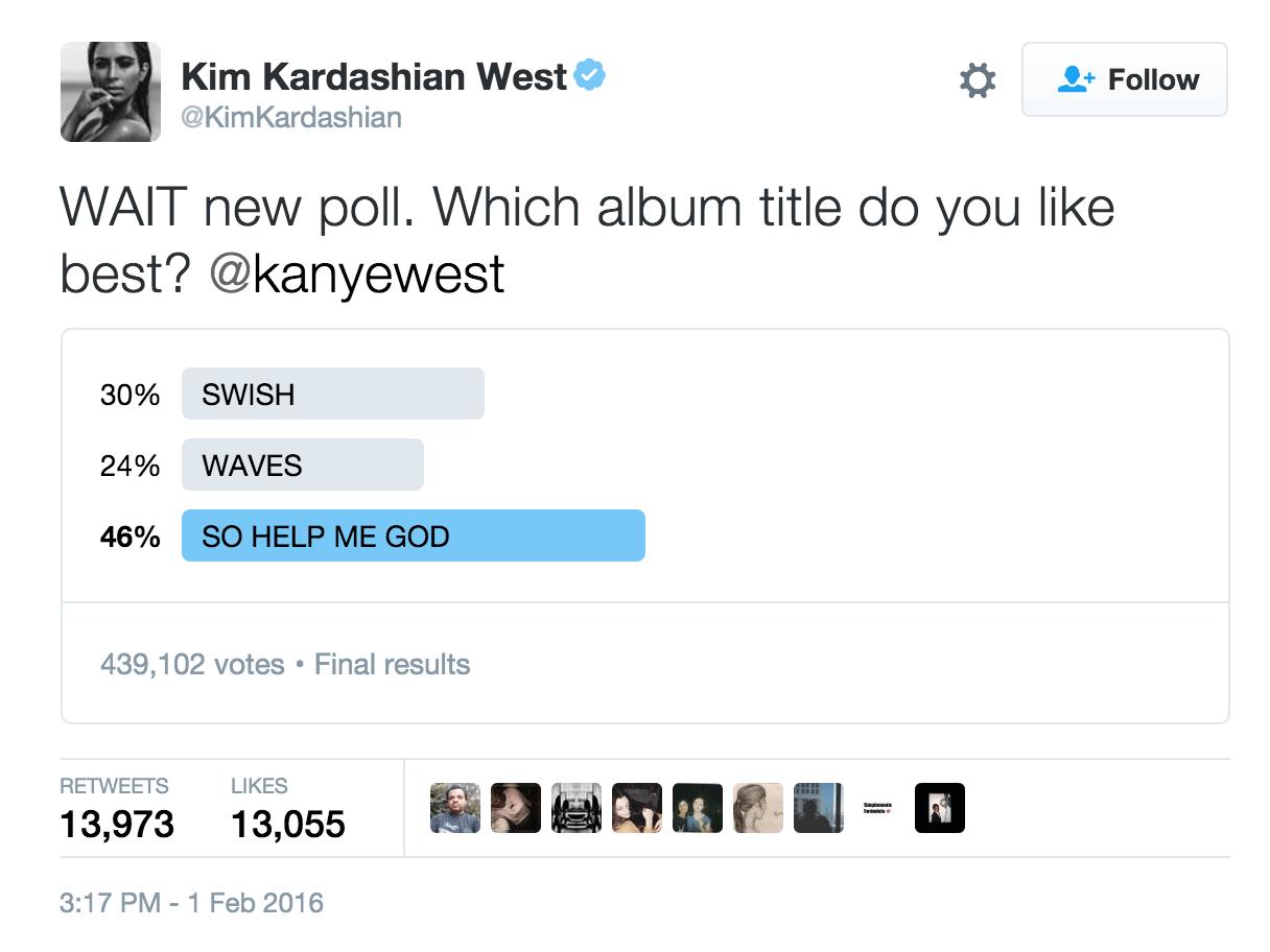 Twitter Polls Faq